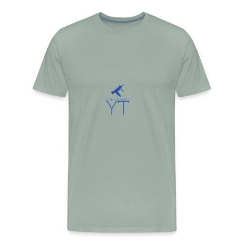 SuperHackerKid YT Branded Item - Men's Premium T-Shirt