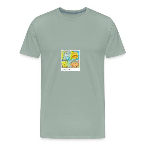 thing I would eat - Men's Premium T-Shirt