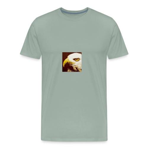tracy city elementary eagles - Men's Premium T-Shirt