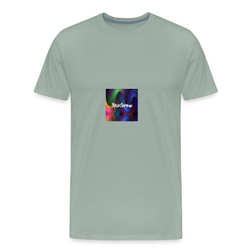 youtube profile picture - Men's Premium T-Shirt