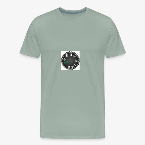 Everyone is a photographer until... - Men's Premium T-Shirt