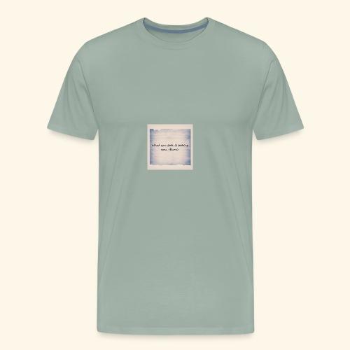 035889E1 B8CF 4893 93B6 04EF4756F9F3 - Men's Premium T-Shirt