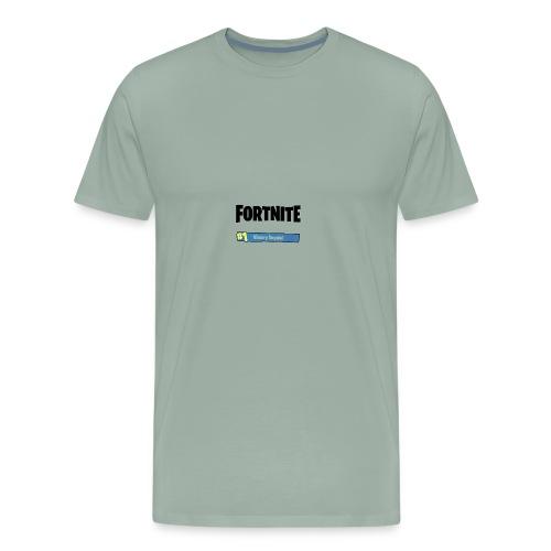 Fortnite Victory Royale - Men's Premium T-Shirt