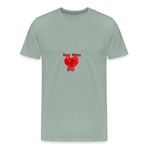 mothers day roses 2018 - Men's Premium T-Shirt