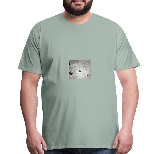 I FEEL NUMB - Men's Premium T-Shirt