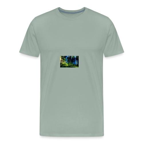 Forest - Men's Premium T-Shirt