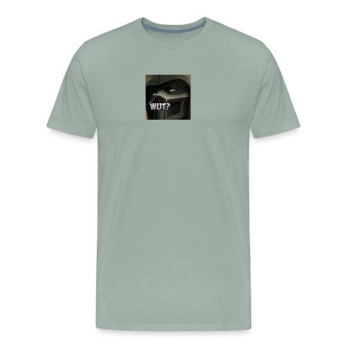 wut - Men's Premium T-Shirt