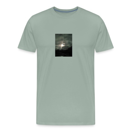 Visions of the divine. - Men's Premium T-Shirt