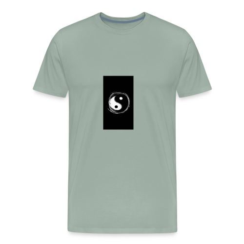 yin yan Industries - Men's Premium T-Shirt