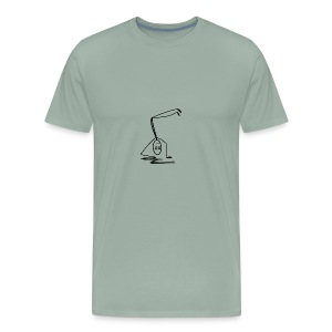 gymnastics - Men's Premium T-Shirt