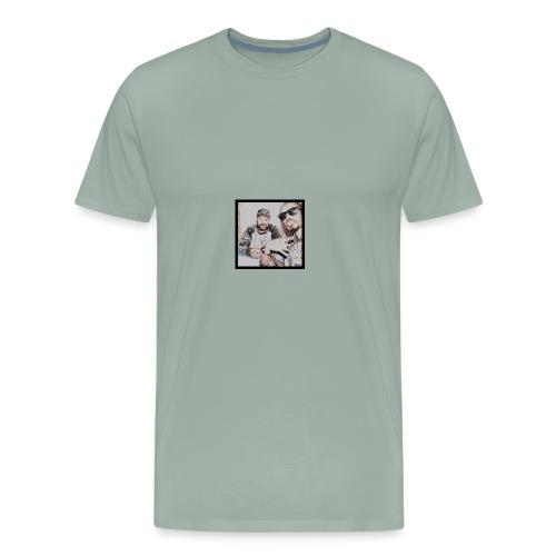 Hennessyhd/ uncBun - Men's Premium T-Shirt