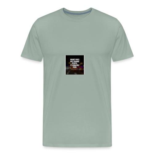 Kim 20180711 223518 - Men's Premium T-Shirt