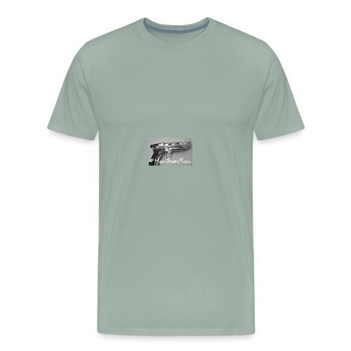 heathen music - Men's Premium T-Shirt