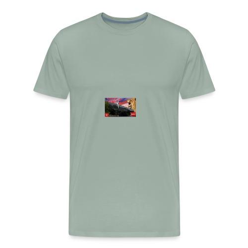Supreme tez merch - Men's Premium T-Shirt