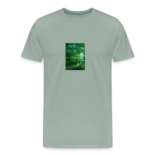 Smokey Rays - Men's Premium T-Shirt