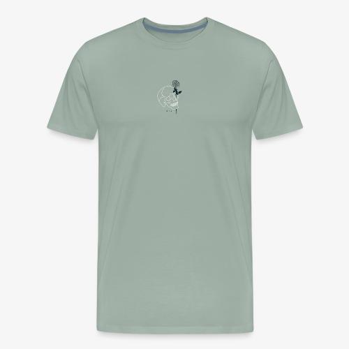 Dead Student Logo - Men's Premium T-Shirt