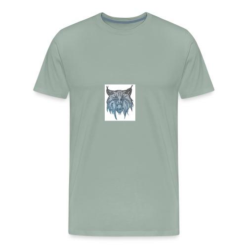 Bobcats - Men's Premium T-Shirt
