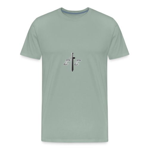 CTC Sword - Men's Premium T-Shirt