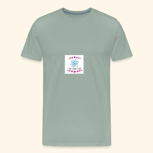 Get Connection - Men's Premium T-Shirt