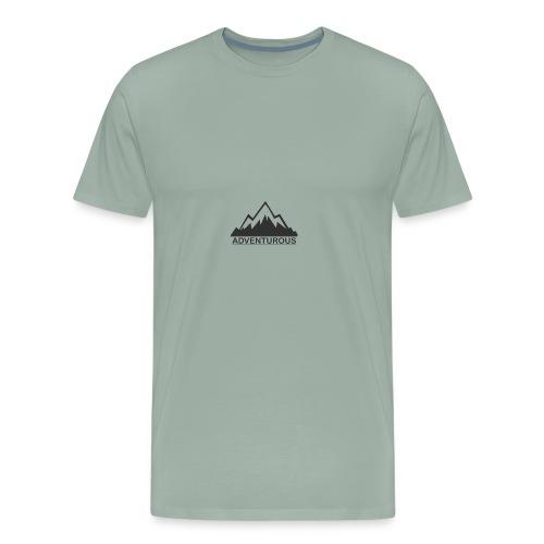 Adventurous - Men's Premium T-Shirt