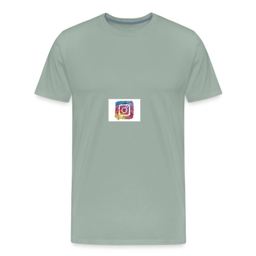 Vexx Instagram camera - Men's Premium T-Shirt