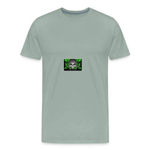 Danger Gaming Zone - Men's Premium T-Shirt