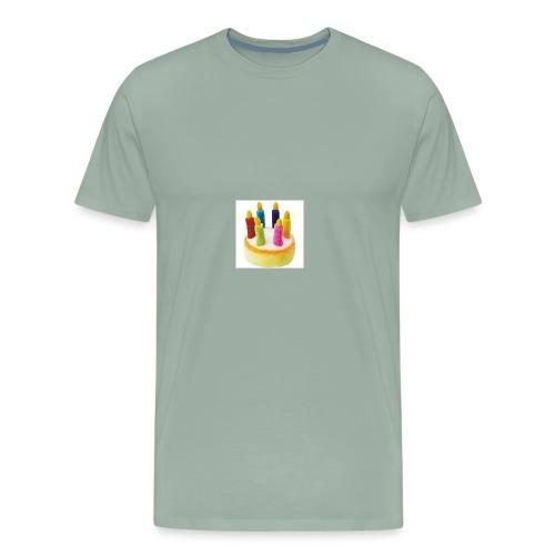 Cake Gaming logo - Men's Premium T-Shirt
