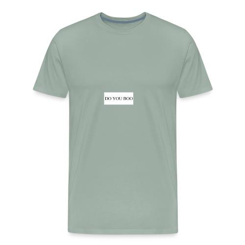 Do you boo! - Men's Premium T-Shirt