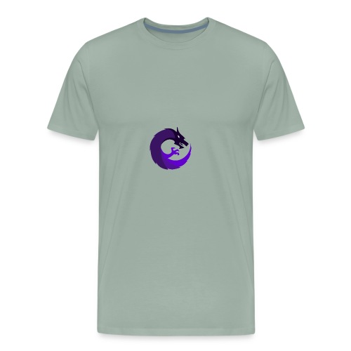 Simple Entropy Logo - Men's Premium T-Shirt