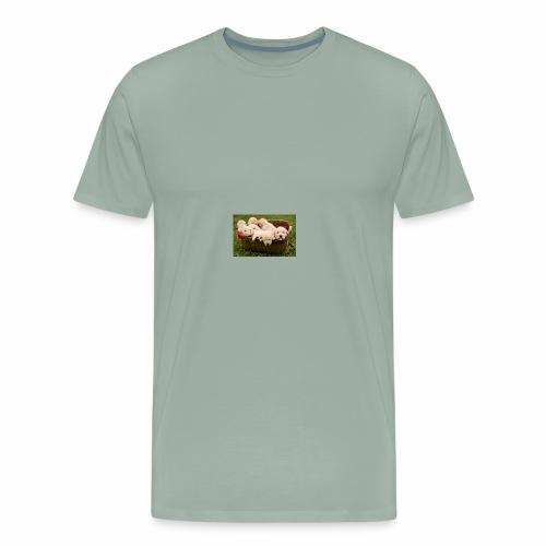 cutest thing ever - Men's Premium T-Shirt