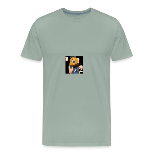 Dhinchak poja spacial - Men's Premium T-Shirt