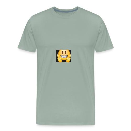 frost nice - Men's Premium T-Shirt