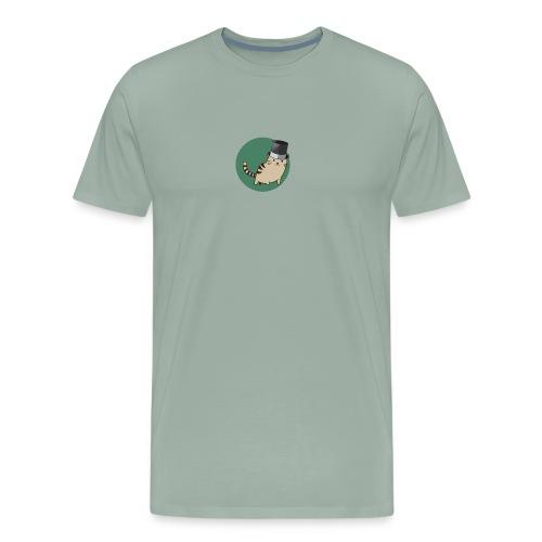 Cat logo - Men's Premium T-Shirt