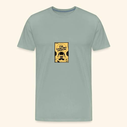 bendy poster - Men's Premium T-Shirt