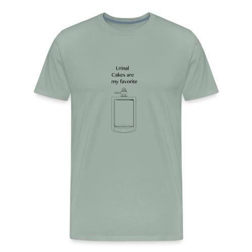 Urnal Cakes T 1 - Men's Premium T-Shirt