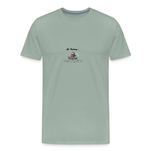 gokarting - Men's Premium T-Shirt
