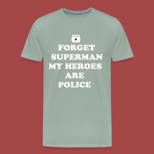 support police - Men's Premium T-Shirt