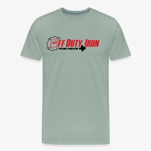 Off Duty Iron - Men's Premium T-Shirt
