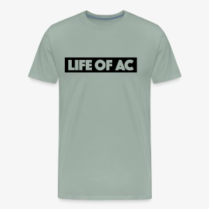 Cut Out | Life Of AC - Men's Premium T-Shirt