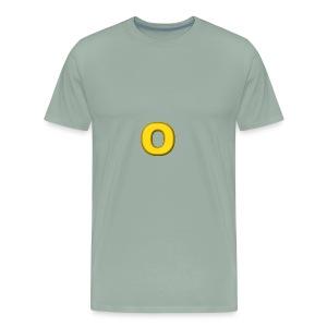 O - Men's Premium T-Shirt