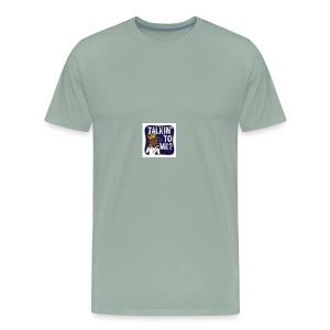 You Talking To Me - Men's Premium T-Shirt