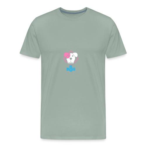 Puppy {clear backround} - Men's Premium T-Shirt