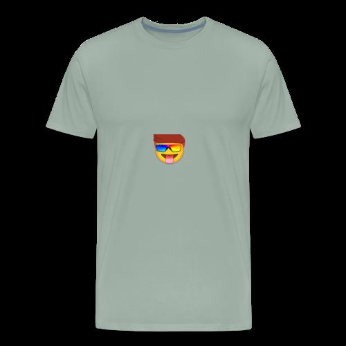 whats up - Men's Premium T-Shirt