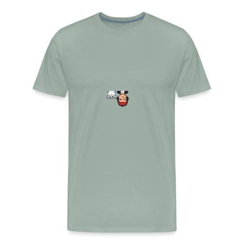 revers gravity - Men's Premium T-Shirt