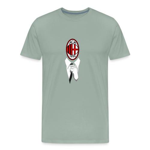 AC Milan - Men's Premium T-Shirt