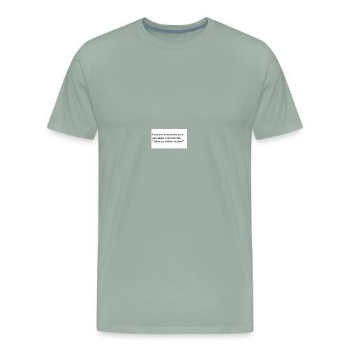 Cantalope t - Men's Premium T-Shirt