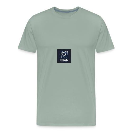 tragic gaming - Men's Premium T-Shirt