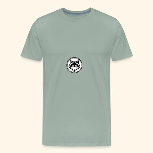 pixer wolf - Men's Premium T-Shirt