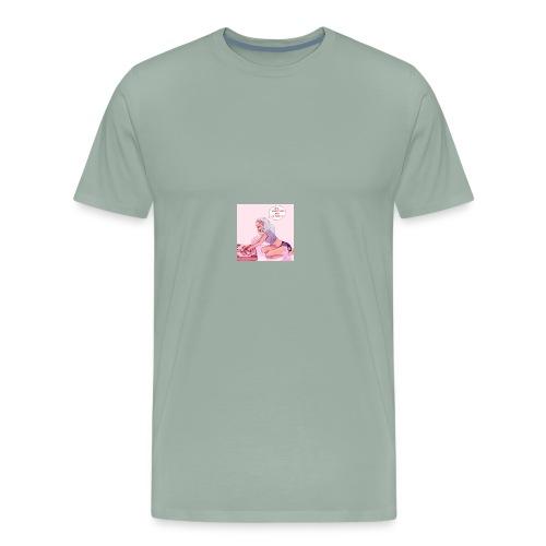 hey ghost boy are ya single - Men's Premium T-Shirt