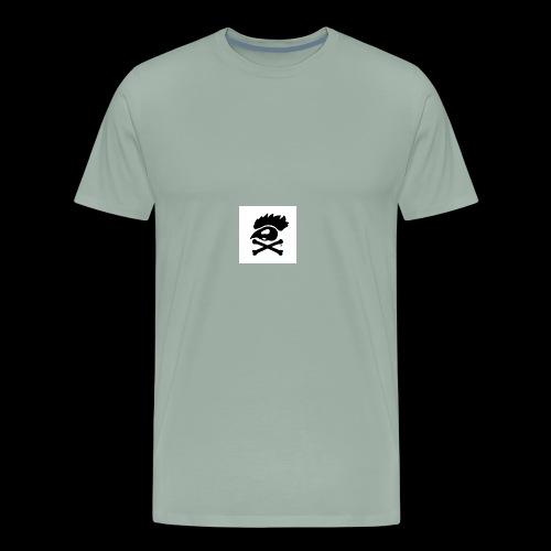 Black chicken - Men's Premium T-Shirt